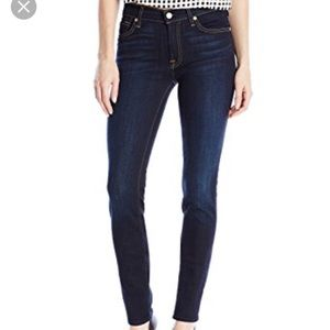 7 seven for all mankind Roxanne 27 skinny jeans